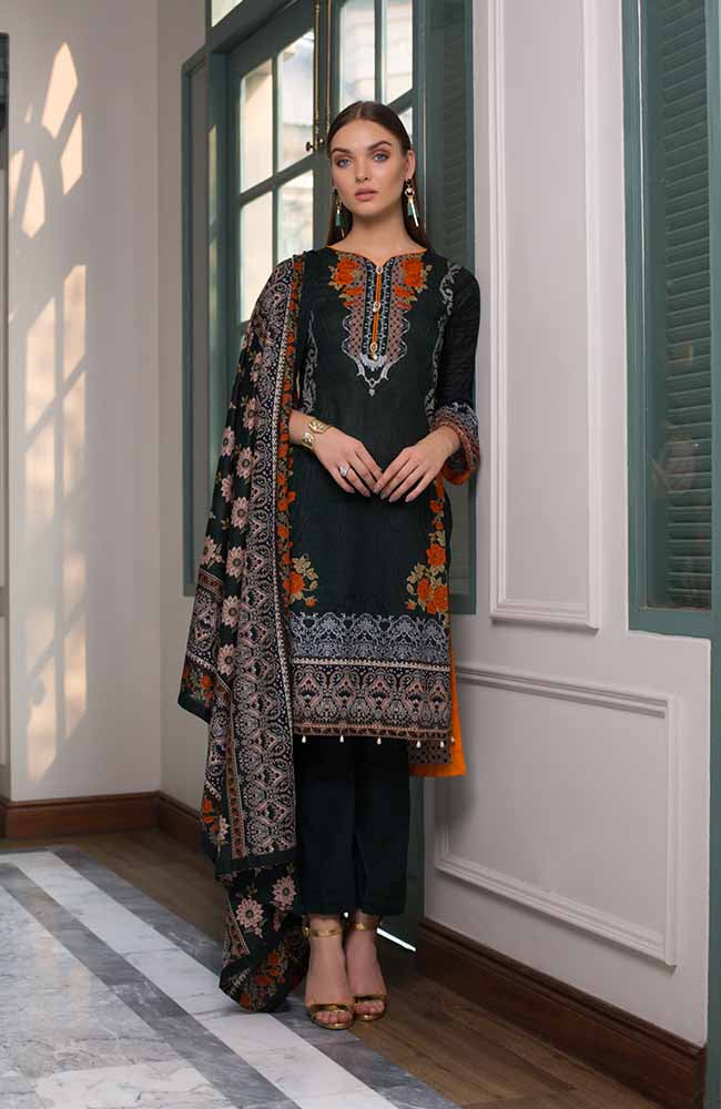 CL-10A Colors Printed Lawn'19