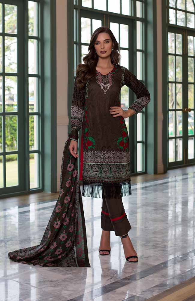 CL-10C Colors Printed Lawn'19