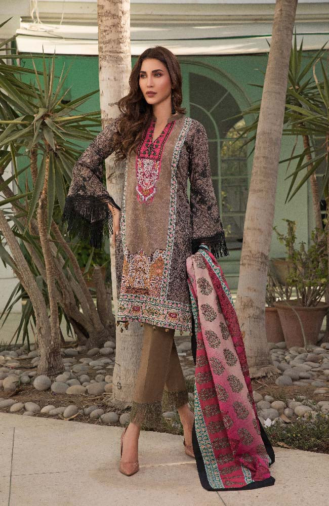 CL2-06A Colors Printed Lawn'19 Vol 2