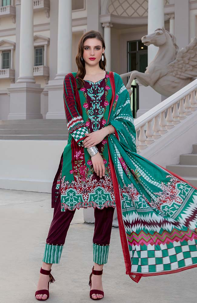 MSN20L2 06A Monsoon Lawn Vol 2'20