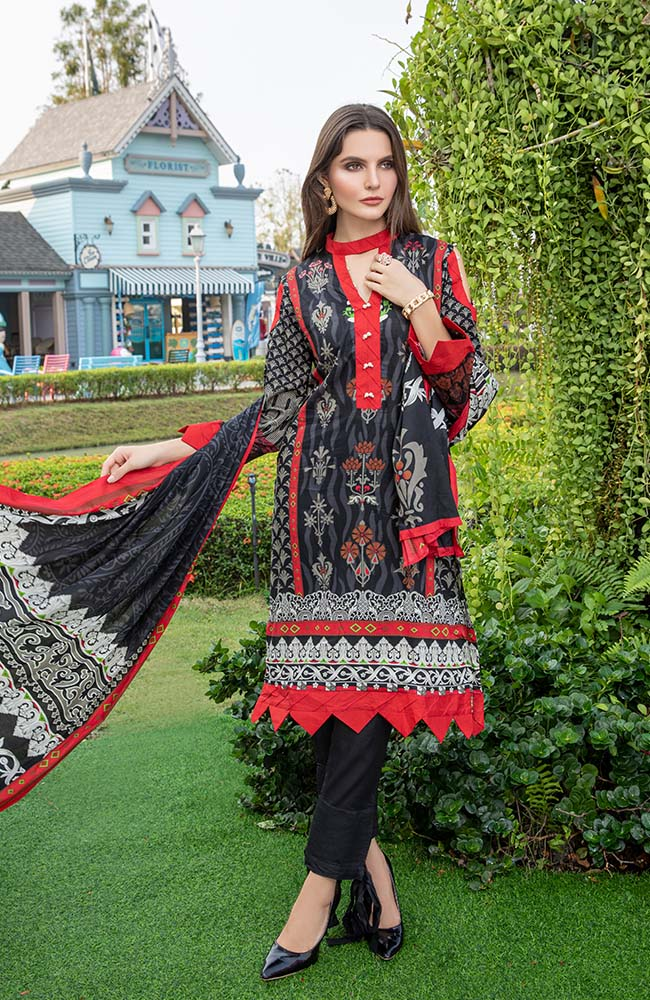 AN20L3 06A Anum Lawn Vol 3'20