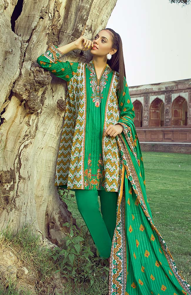 AN19L3 06C Anum Lawn Vol 3 2019