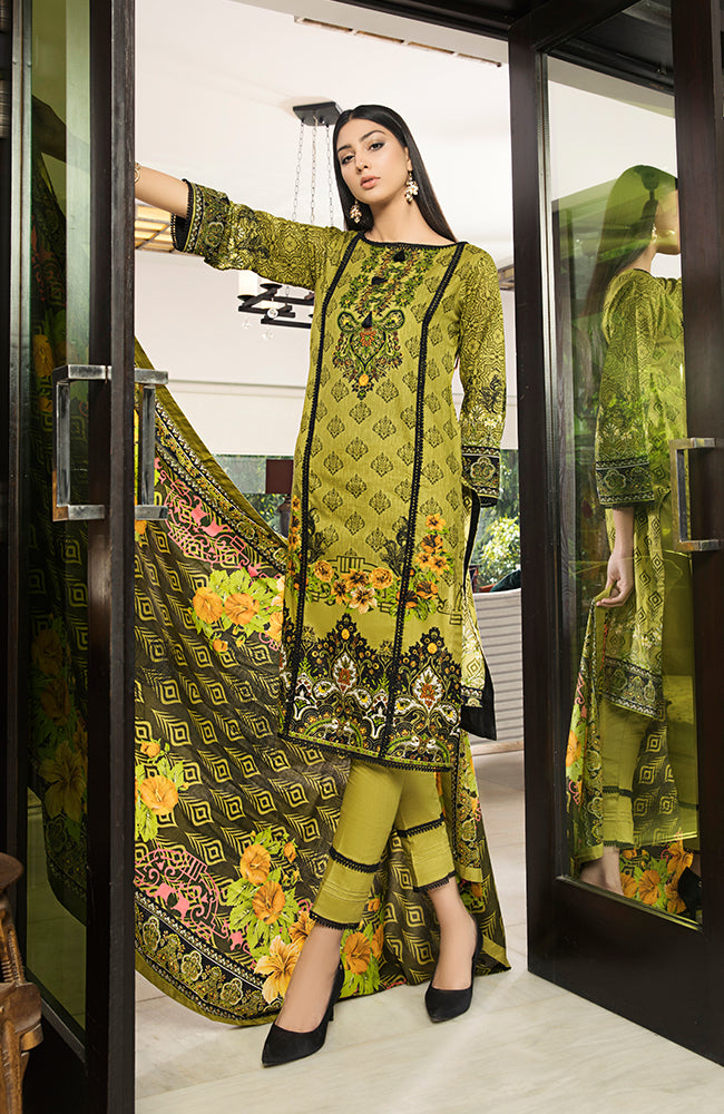 AN19L2 03C Anum Lawn Vol 2 2019