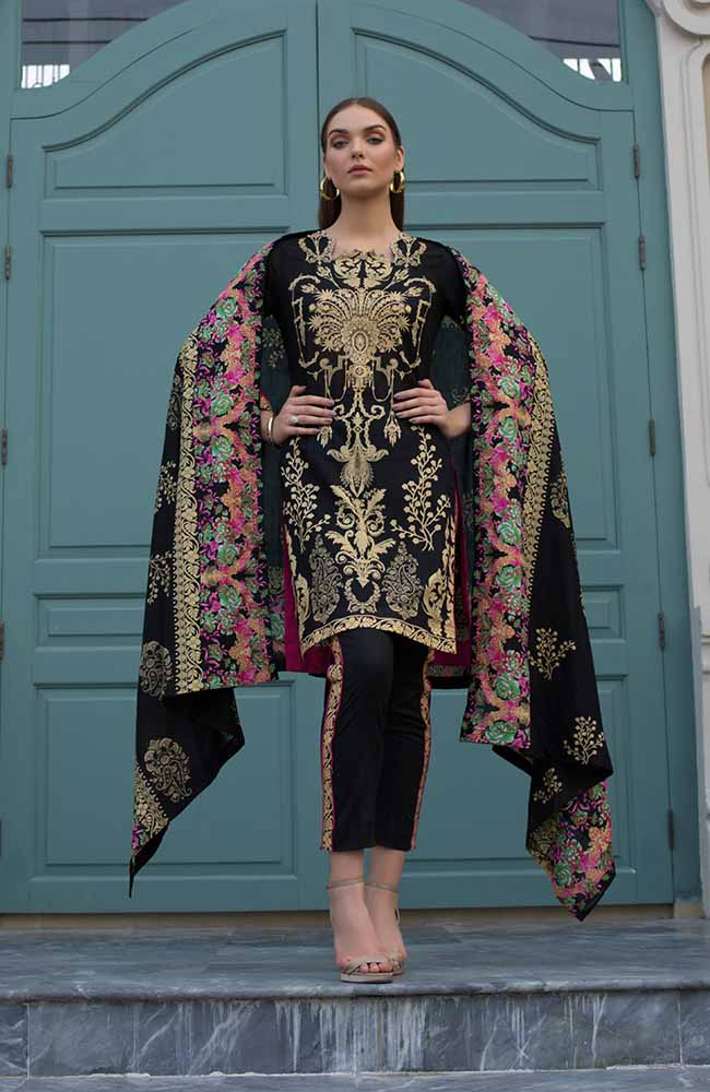 CL-13A Colors Printed Lawn'19