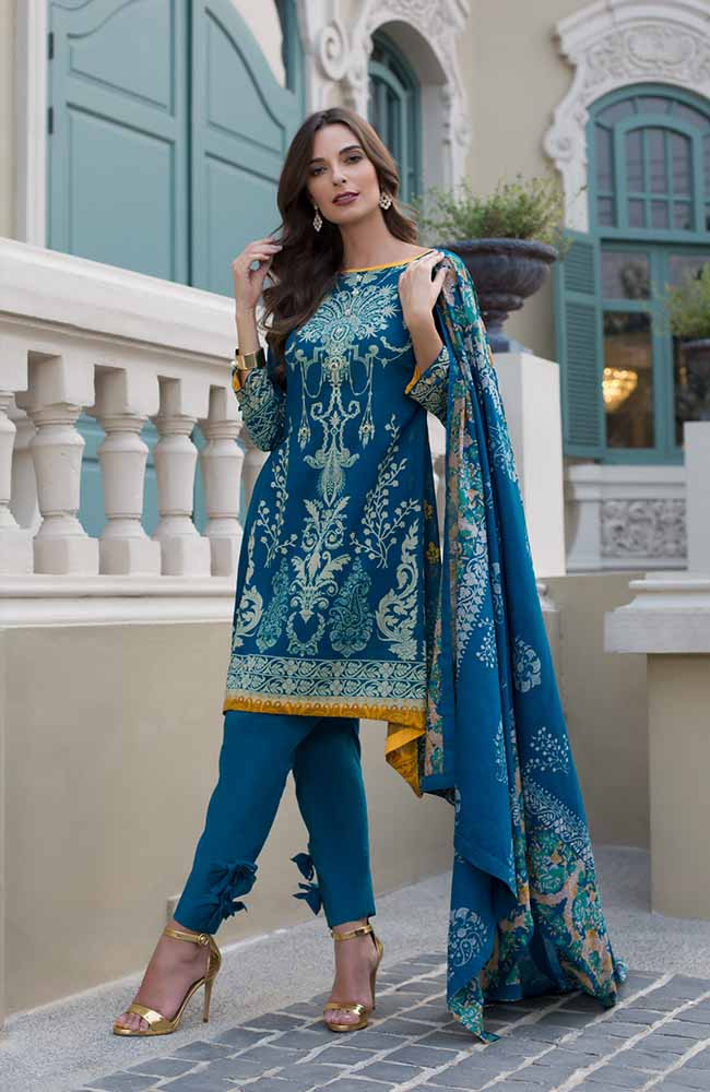 CL-13B Colors Printed Lawn'19