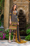 Monsoon Lawn Collection 2019 by ALZOHAIB - 3 Piece Printed Lawn Suit - 07A
