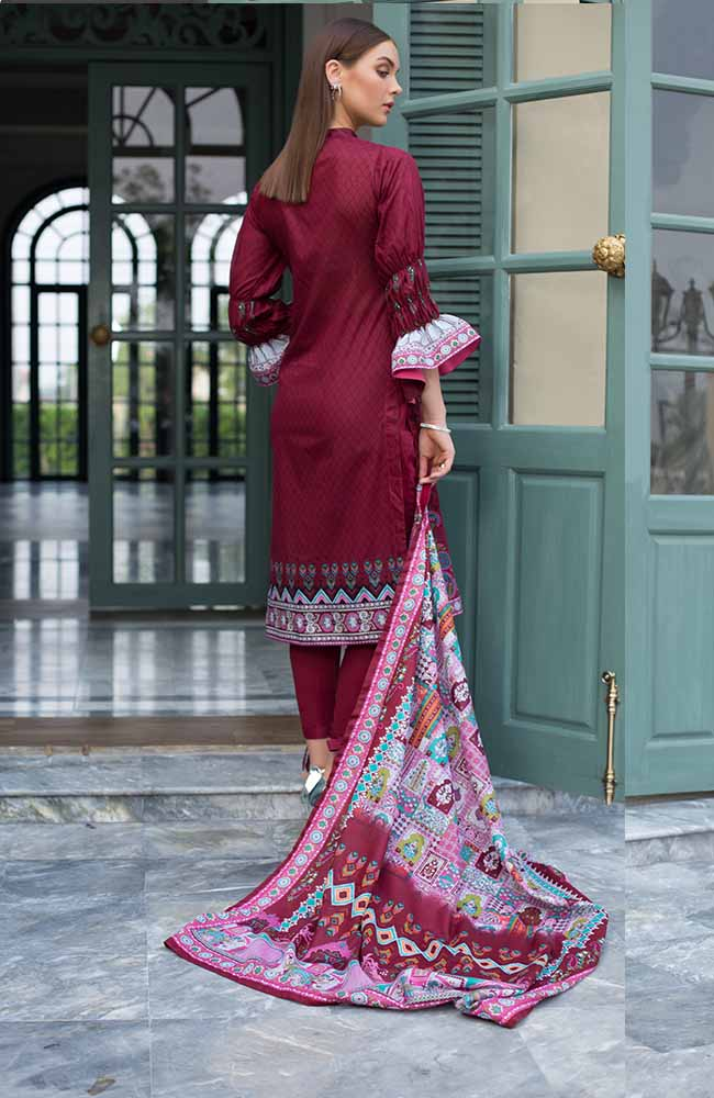 CL-12A Colors Printed Lawn'19