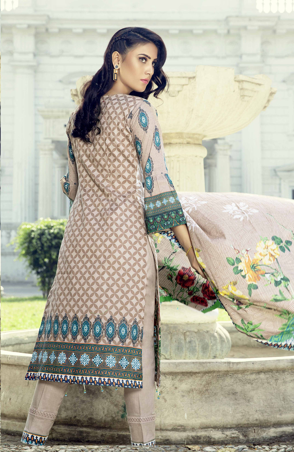 Monsoon Cambric Collection by ALZOHAIB