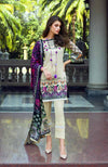Monsoon Lawn Collection 2019 by ALZOHAIB - 3 Piece Printed Lawn Suit - 08C