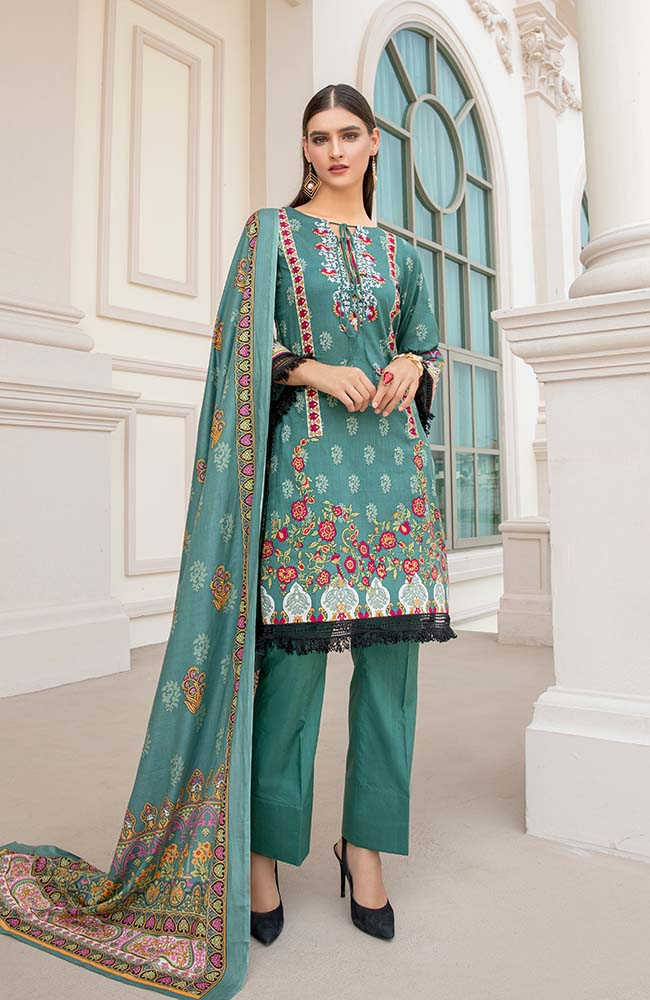 MSN20L2 09A Monsoon Lawn Vol 2'20