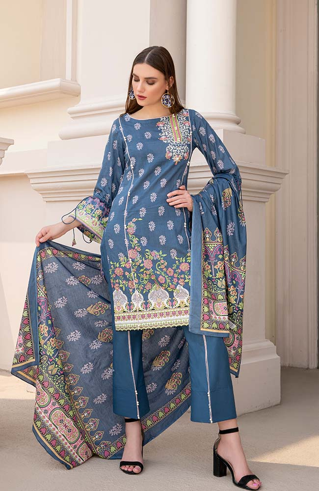 MSN20L2 09C Monsoon Lawn Vol 2'20