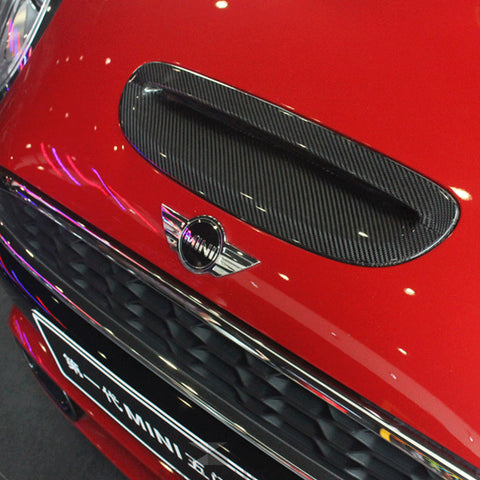 Carbon Fiber Hood Scoop for F54/ F55/ F56/ F57