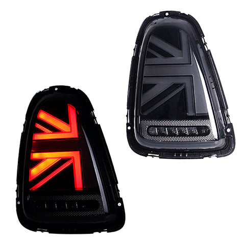 MINI GEN 2 Union Jack Tail Lights *2020 FACE LIFT*
