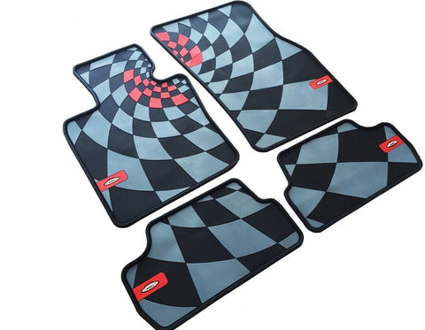 JCW Rubber Floor Mat for MINI F54/ F55/ F56/ F57