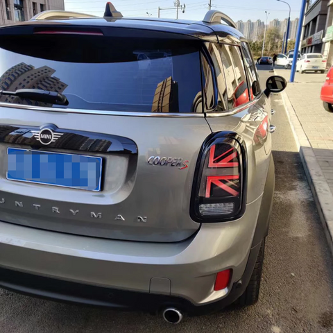 MINI Countryman GEN 3 F60 Union Jack Rear Tail Lights