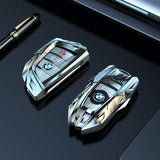 BMW Key Fob Case in Metal Alloy