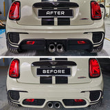 MINI JCW Pro Front & Rear Splitters