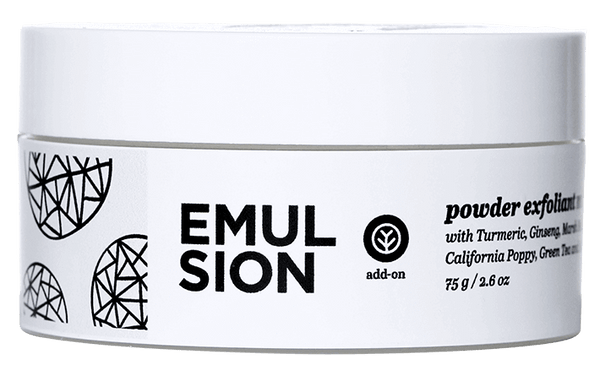 Powder exfoliant title=