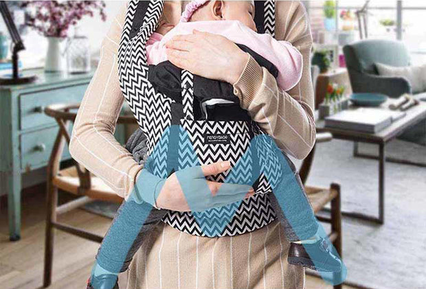 M Position  Cotton  Ergonomic Baby Carrier