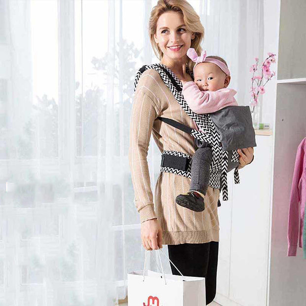 Best Cotton Ergonomic Baby Carrier