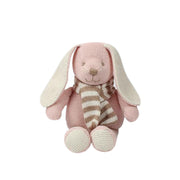 Wool Knitted Stuffed Bunny Toy