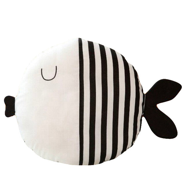 Baby Fish Toddler Throw Pillow