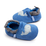 Cotton Baby Moccasins