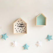 DIY Handmade Star Garland