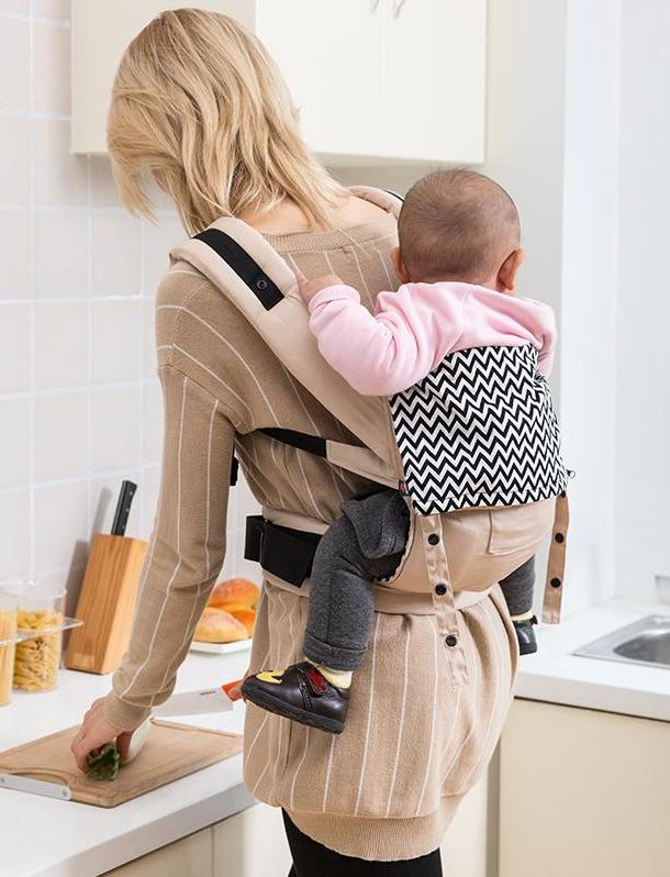 Unisex Cotton  Ergonomic Baby Carrier