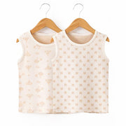 Organic Cotton Baby Tank Tops, 2-Pack