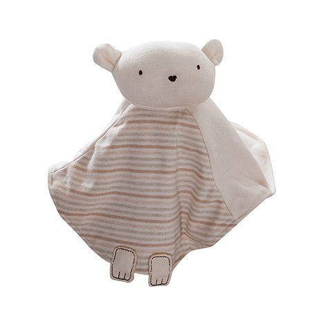 Natural Cotton Baby Lovey