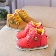 Non-Slip Cozy Winter Toddler Boots