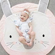 Cotton and Bamboo Baby Activity Mat Bunny