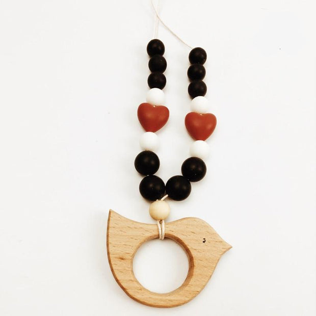 Handmade Baby Teething Necklace