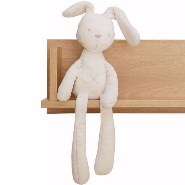 Plush Bunny Toy, Chemical Free