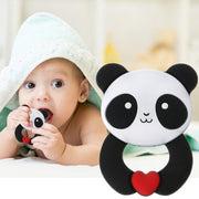 Food Grade Silicone Baby Panda Teether