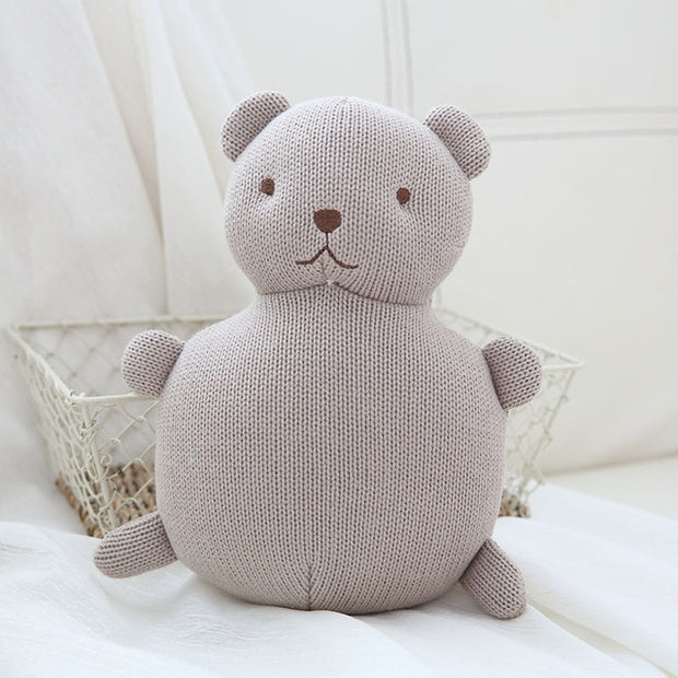 Cotton Knitted Stuffed Toy, Chemical Free