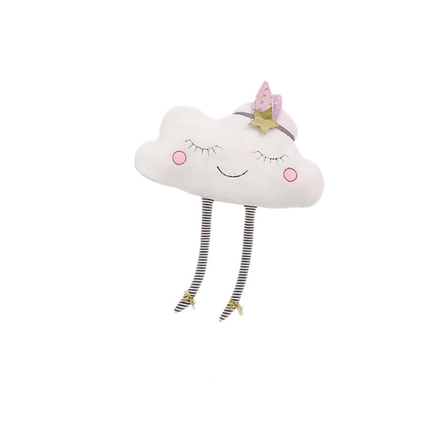Cloud Toddler Throw Pillow