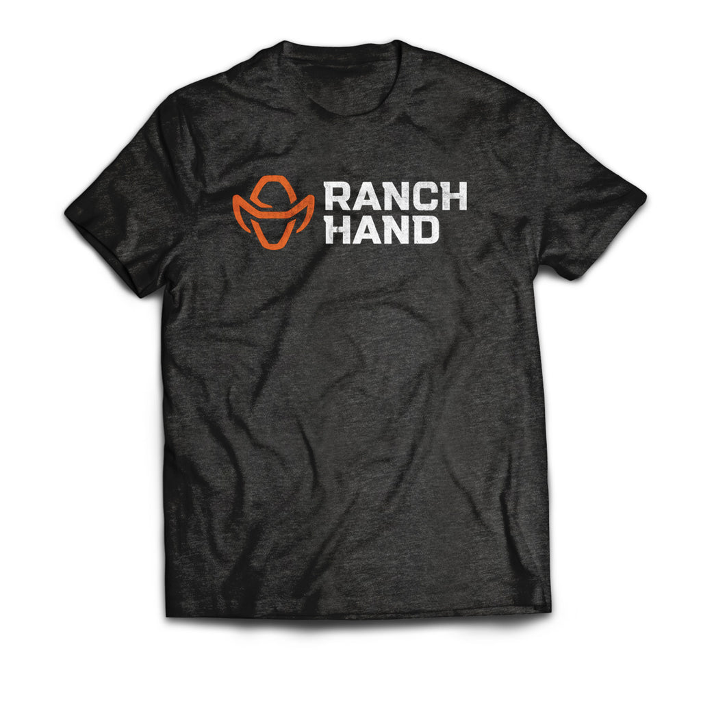RANCH HAND SHORT SLEEVE LOGO T-SHIRT