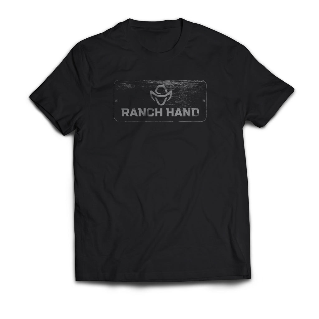 RANCH HAND TAG SHORT SLEEVE T-SHIRT