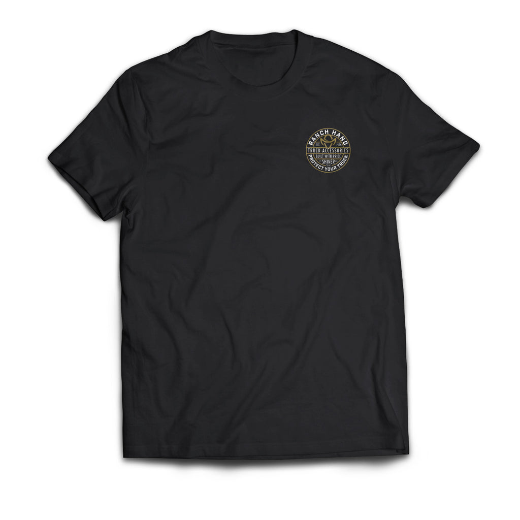 RANCH HAND MFG SHORT SLEEVE LOGO T-SHIRT