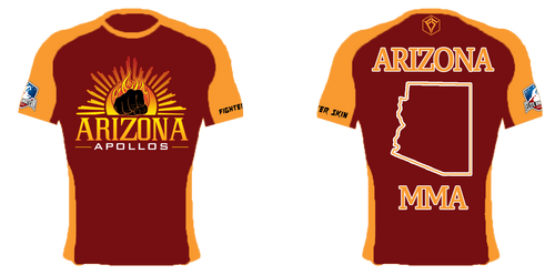 EAFL Team - Arizona - Compression Shirt