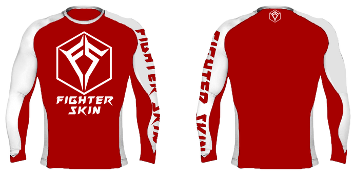 FS Classic - Red - Rash Guard