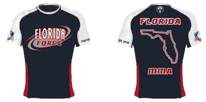 EAFL Team - Florida - Compression Shirt