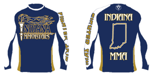 EAFL Team - Indiana - Rash Guard