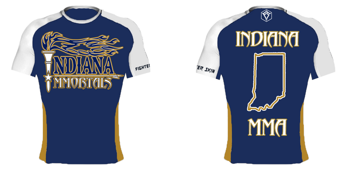 EAFL Team - Indiana - Compression Shirt