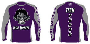 Fighters - Furar - Rash Guard