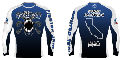 EAFL Team - Southern California - Rash Guard