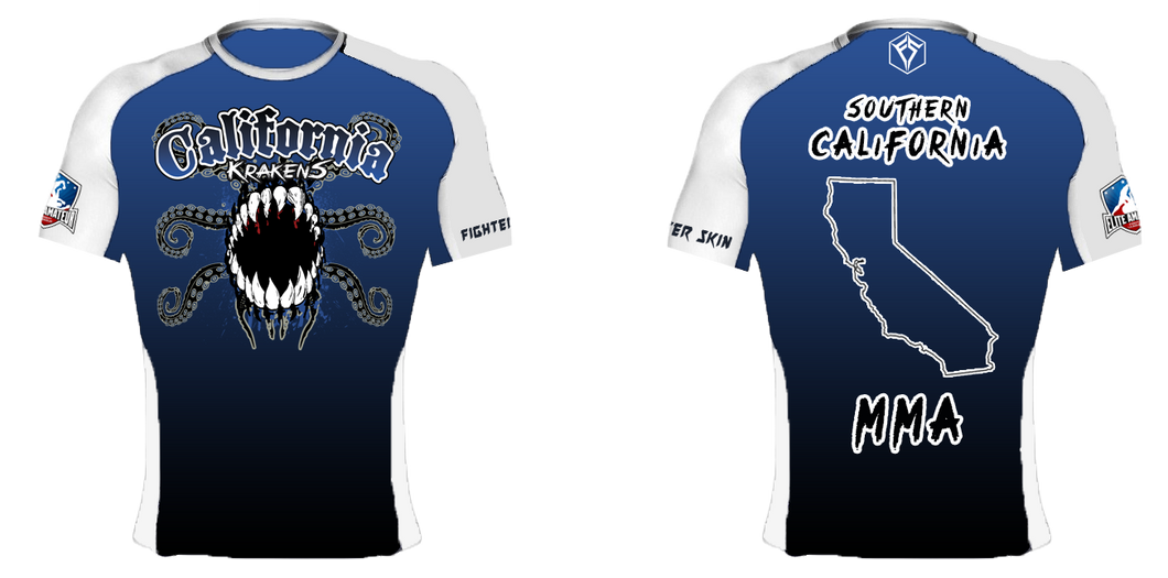 EAFL Team - Southern California - Compression Shirt