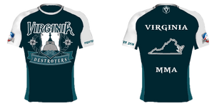 EAFL Team - Virginia - Compression Shirt